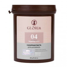 Gloria «Мягкая» сахарная паста в банке 800 гр.