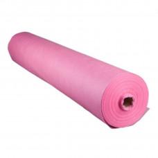 Italwax простыни одноразовые 70x200 SMS розового цвета рулон 100 шт.