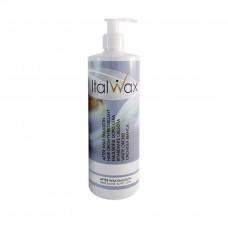 Italwax лосьон-эмульсия после депиляции «Орхидея» с замедлением роста волос 500 мл.