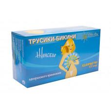Italwax трусики-бикини для депиляции одноразовые, женские (100 шт.)