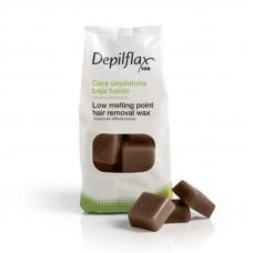 Depilflax «Какао» воск горячий в брикетах 1 кг.
