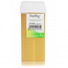 Depilflax «Натуральный» воск в картридже для депиляции 110 гр.