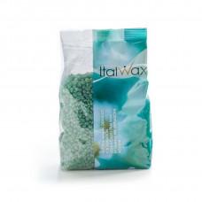 Italwax «Азулен пленочный воск в гранулах (горячий) для депиляции (пакет 0,5 кг.)
