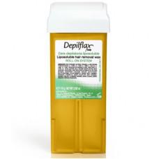 Depilflax «Олива» воск в картридже для депиляции 110 гр.