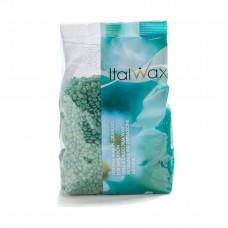 Italwax «Азулен пленочный воск в гранулах (горячий) для депиляции (пакет 1кг.)