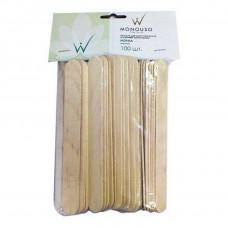 Italwax шпатели деревянные (норма) одноразовые 100 шт.