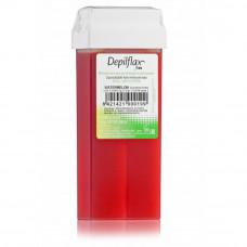Depilflax «Арбузный» воск в картридже для депиляции 110 гр.