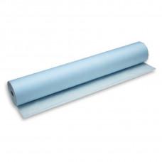 Italwax простыни одноразовые 80x200 SMS голубого цвета «Выбор» рулон 100 шт.