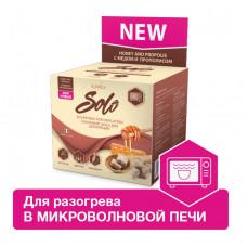 Italwax «Мед и прополис» пленочный воск (горячий) Solo для микроволновой печи 250 мл.
