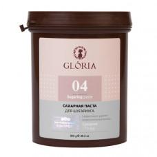 Gloria «Средняя» сахарная паста в банке 800 гр.