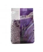 Italwax «Слива» пленочный воск в гранулах (горячий) для депиляции (пакет 1кг.)